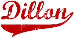 Dillon (red vintage)
