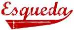 Esqueda (red vintage)