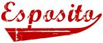 Esposito (red vintage)