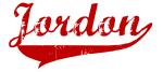 Jordon (red vintage)