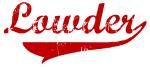 Lowder (red vintage)