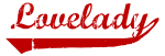 Lovelady (red vintage)