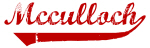 Mcculloch (red vintage)