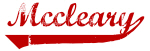 Mccleary (red vintage)
