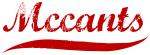 Mccants (red vintage)
