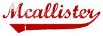 Mcallister (red vintage)