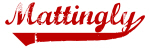 Mattingly (red vintage)