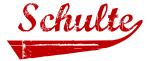 Schulte (red vintage)