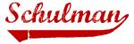 Schulman (red vintage)
