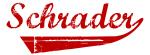 Schrader (red vintage)