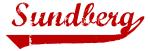 Sundberg (red vintage)