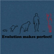 Evolution Makes Perfect