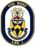 USS Wasp LHD-1 Navy Ship