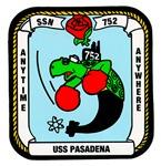 USS Pasadena SSN 752 Navy Ship
