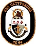 USS Gettysburg CG-64 Navy Ship