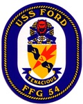 USS Ford FFG-54 Navy Ship