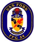 USS Ford FFG-54 Navy Ship
