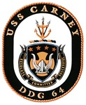 USS Carney DDG 64 US Navy Ship
