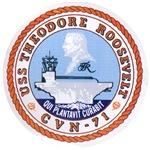 USS Theodore Roosevelt CVN 71 US Navy Ship