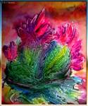 Cactus, southwest art