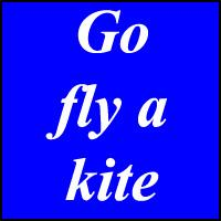 GO FLY A KITE T-SHIRTS & GIFTS