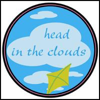 HEAD IN THE CLOUDS KITE T-SHIRTS & GIFTS