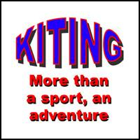 KITING - MORE THAN A SPORT, AN ADVENTURE T-SHIRTS