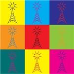 Amateur Radio Pop Art