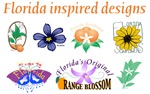 Florida inspired designs
