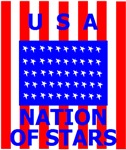 USA NATION OF STARS