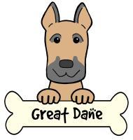 Personalized Great Dane