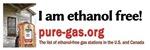 I am ethanol free! (10x3)