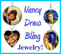 Nancy Drew Bling