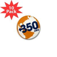 350.org Buttons