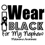 I Wear Black Ribbon For My Nephew T-Shirts