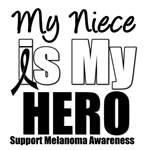 Melanoma Hero (Niece) T-Shirts & Gifts
