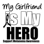 Melanoma Hero (Girlfriend) T-Shirts & Gifts