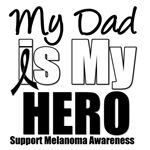 Melanoma Hero (Dad) T-Shirts & Gifts