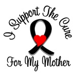 I Support The Cure Melanoma Mother Shirts & Gifts