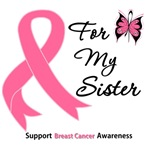 Breast Cancer For My Sister Shirts & Gifts
