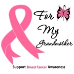 Breast Cancer For My Grandmother Shirts & Gifts