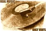 Real Music - Only Vinyl mugs, glasses etc