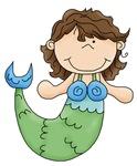 Pretty Little Mermaid