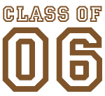 Class of 06 (brown)