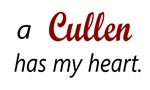 A Cullen has my heart
