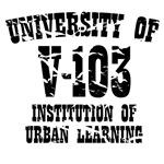 University of V-103