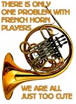 French Horn Cutie