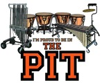 Proud to be in the pit