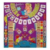 Gottlieb&reg; Queen of Diamonds