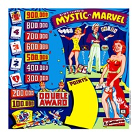 Gottlieb&reg; Mystic Marvel